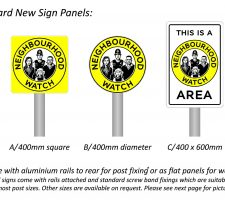 A-Standard-New-Sign-Panel