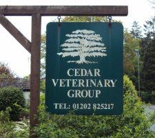 Cedar-Hanging-Sign