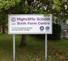 Highcliffe -chool (2)