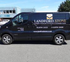 Landford-Stone-van