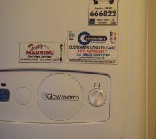 Magnetic Business Cards Boiler