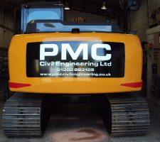 PMC plant machine