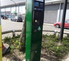 Parking Meter Wrap - Milton Keynes