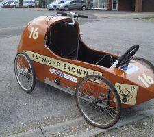 Pedal Car RB2 (2)