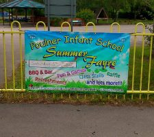 Poulner -unior-School-banner