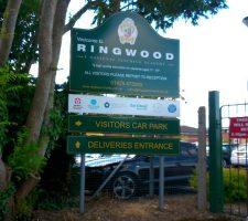 Ringwood-School-entrance sign