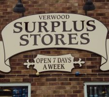 Surplus-Stores