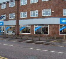 Sydenhams-Head-office-Window-Graphics