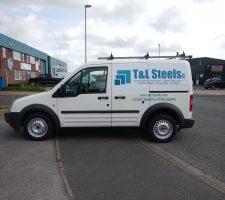 T&L Steels x 3 (12)